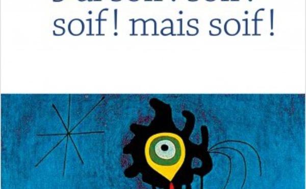 Jean-Marie Gourio «J'ai soif ! soif ! soif ! mais soif» (au Cherche Midi)