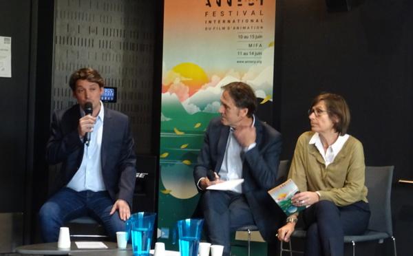 Festival International du Film d'Animation Annecy 2019