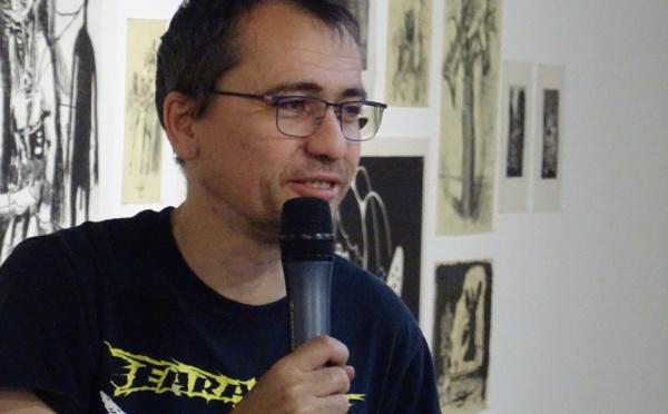 La FabriC / Annecy expose Damien Deroubaix