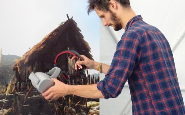 Rencontre avec Florian Desaunay qui transmet notre patrimoine en 3D