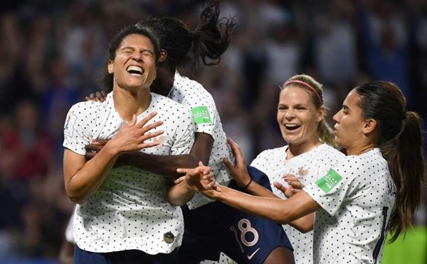1/4 de finale : les Françaises ne peuvent pas perdre contre les Américaines