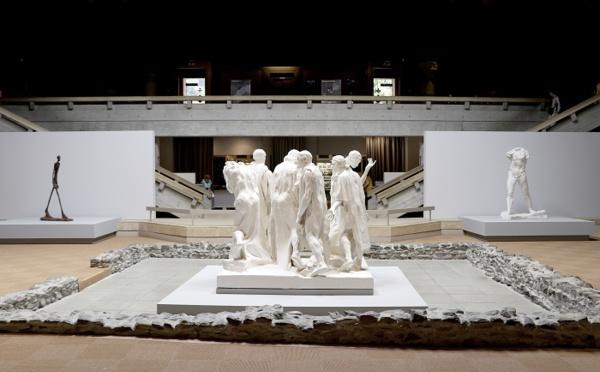 Rodin et Giacometti : regards croisés