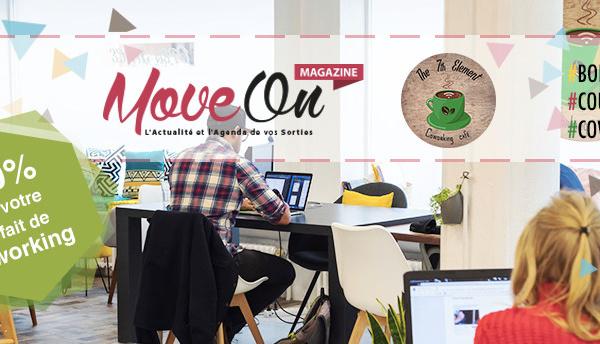 COUPONING : -10% sur votre forfait de coworking au 7th Element Annecy