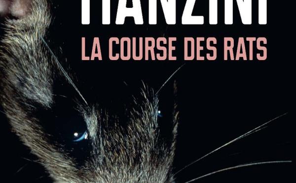 La course des rats, roman noir d'Antonio Manzini chez Denoël