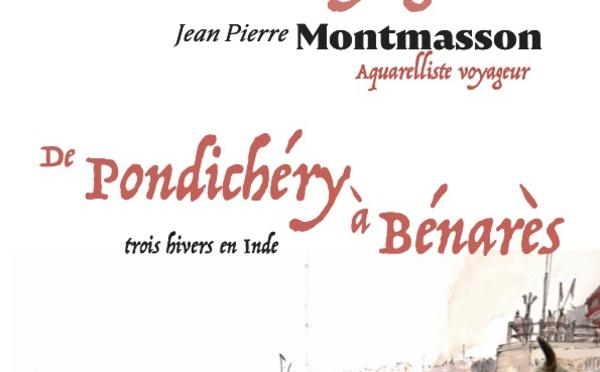 Jean-Pierre Montmasson partage ses carnets de voyage réalisés en Inde
