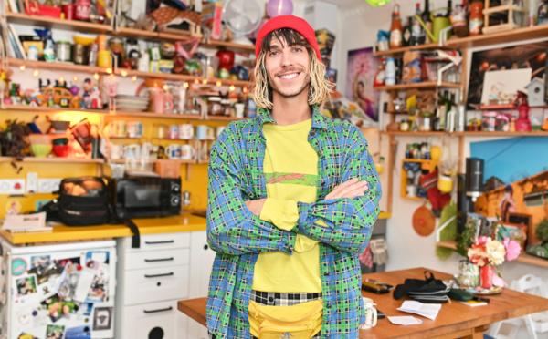 Téo Lavabo a un incroyable talent, nous l'avons rencontré dans sa cuisine