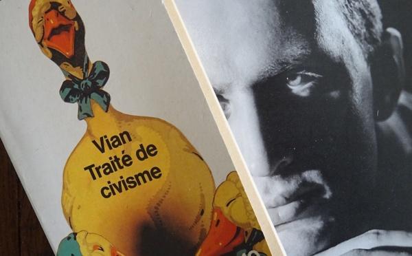 Courts extraits du Traité de civisme de Boris Vian