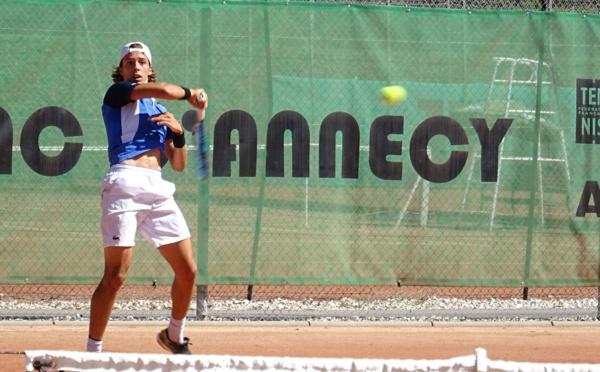 Tournoi Tennis CNGT, organisé par Annecy Tennis aux Marquisats du 3 au 5/8/2020