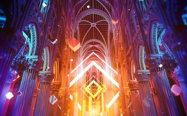 Pour le réveillon, JEAN-MICHEL JARRE donne un concert virtuel dans la cathédrale Notre-Dame de Paris !