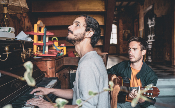 LOIN DES YEUX de Boulevard des Airs - Sylvain Duthu se confie à Move-On Magazine