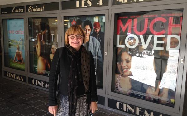Rencontre avec Danyèle Falquet, le cinéma dans les gènes !
