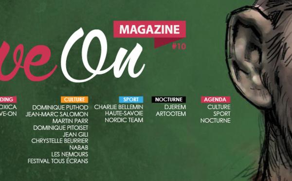 Move-On Magazine #10 // Nov-Déc 2015
