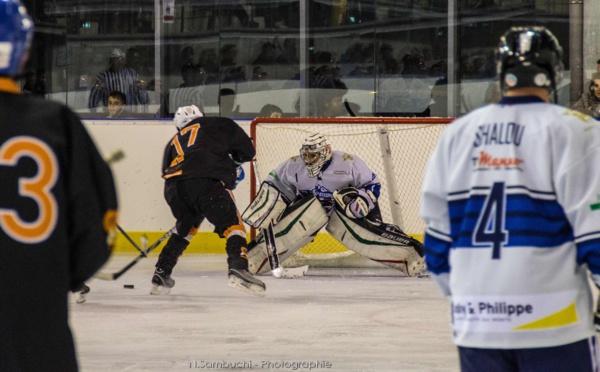 Hockey sur glace: Un match, une initiative, une belle réussite!