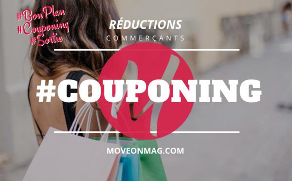 COUPONING : Les offres de vos commerçants à télécharger !