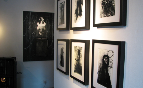 Exposition Christophe Brun à la galerie Chantal Mélanson du 23 juin au 23 juillet
