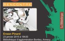 Erwan Pinard à Annecy