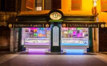 La Fabbrica di Gelato Annecy, du beau, du bio, du bon et du élaboré maison !
