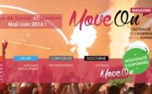 Move-On Magazine #13 // MAI - JUIN 2016