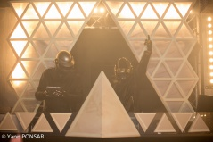 Tribute To Daft Punk - Oct 2015 - Pop Plage Annecy