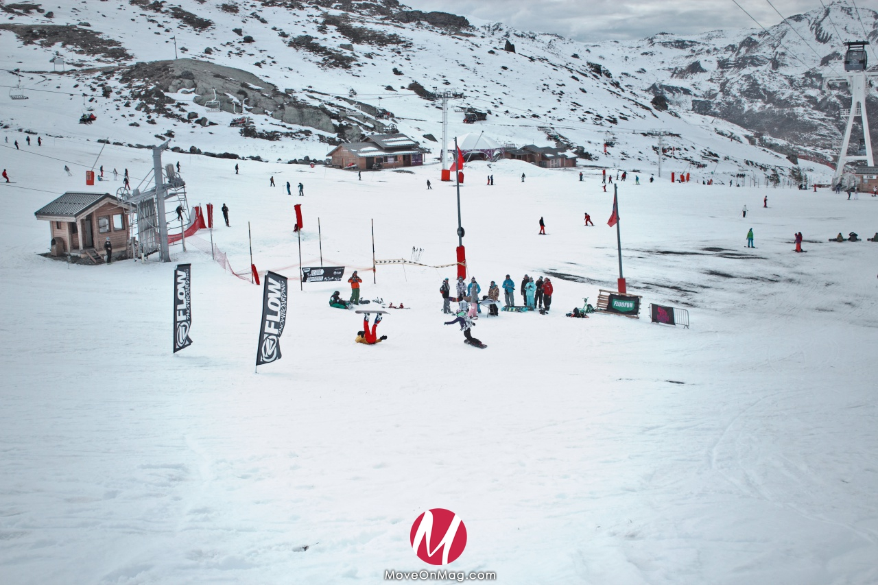 Rock On Snowboard Tour / Val Thorens