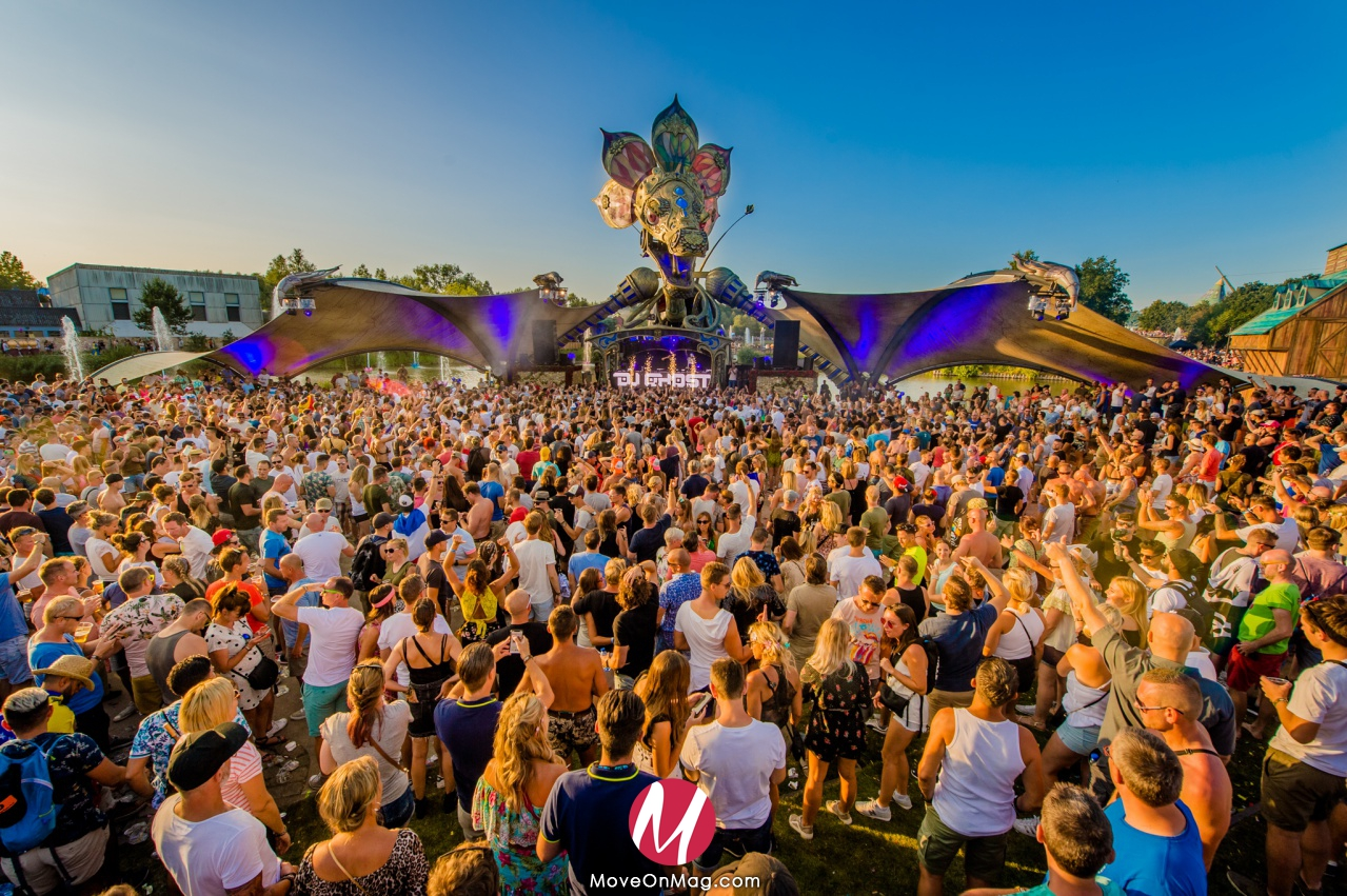 Tomorrowland Belgium 2018 ©TML
